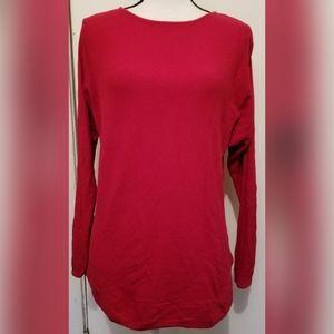 MICHAEL Michael Kors Pink Sweater Knit Oversized
